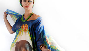 Ro London Sunbear Caftan